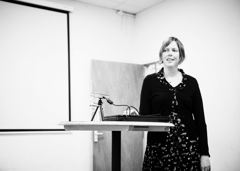 Dr Sheila Hanlon, Photo Credit Borough Belles Women's Institute