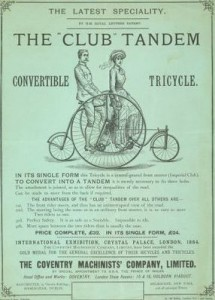Convertible Tricycle