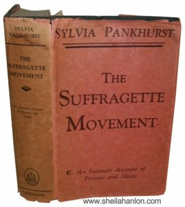 The Suffragette Movement, sheilahanlon