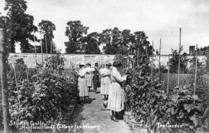 Studley Horticultural & Agricultural College for Women 1910