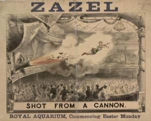 Zazel Royal Aquarium 1877