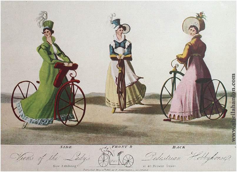 Hobby Horse Fashions, 1819