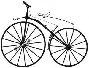 Michaux bicycle