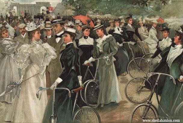 Hyde Park, Vanity Fair, 1896