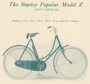 Starley Drop Frame